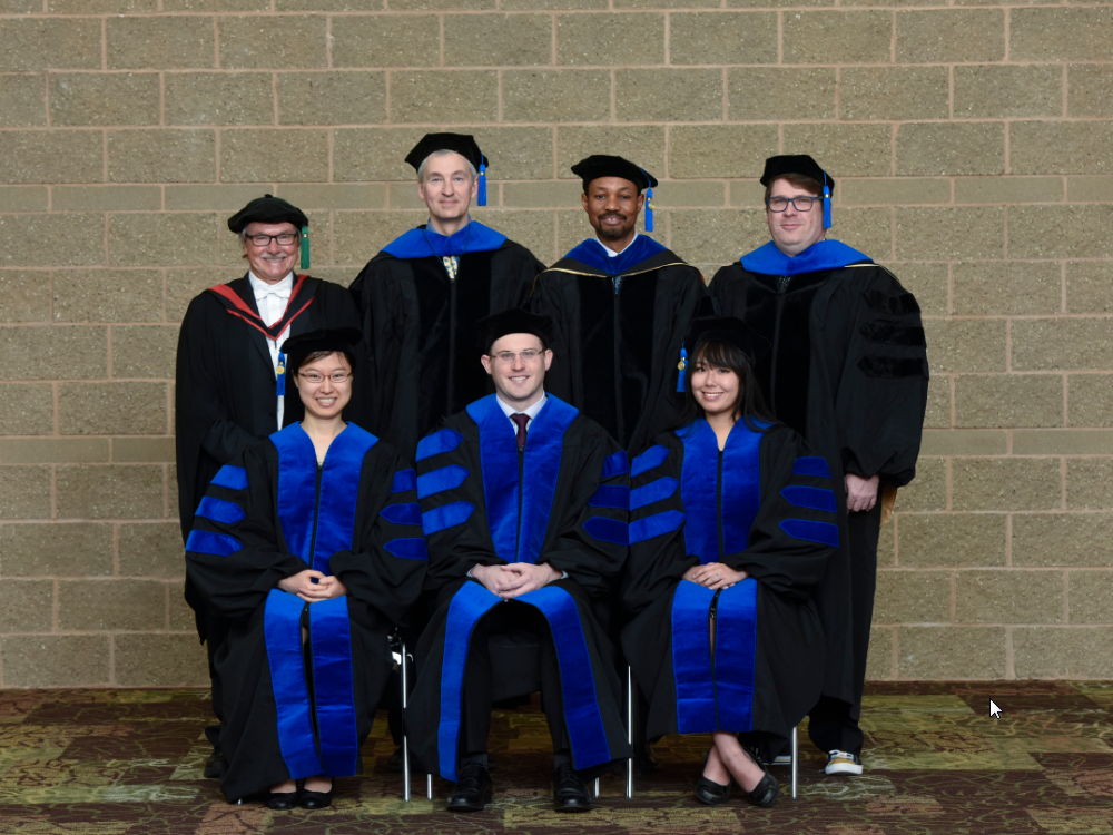2017 Mayo Clinic Graduate School of Biomedical Sciences Clinical and Translational Science Ph.D. program graduates.