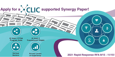 CLIC Synergy Paper Banner