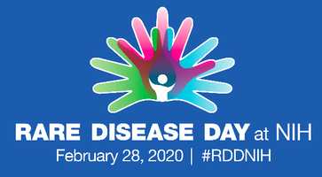 Rare Disease Day at NIH 2020