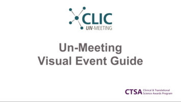 Un-meeting event guide image