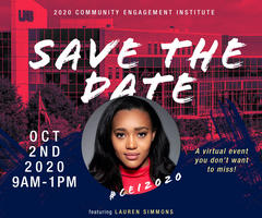 Community Engagement Institute 2020