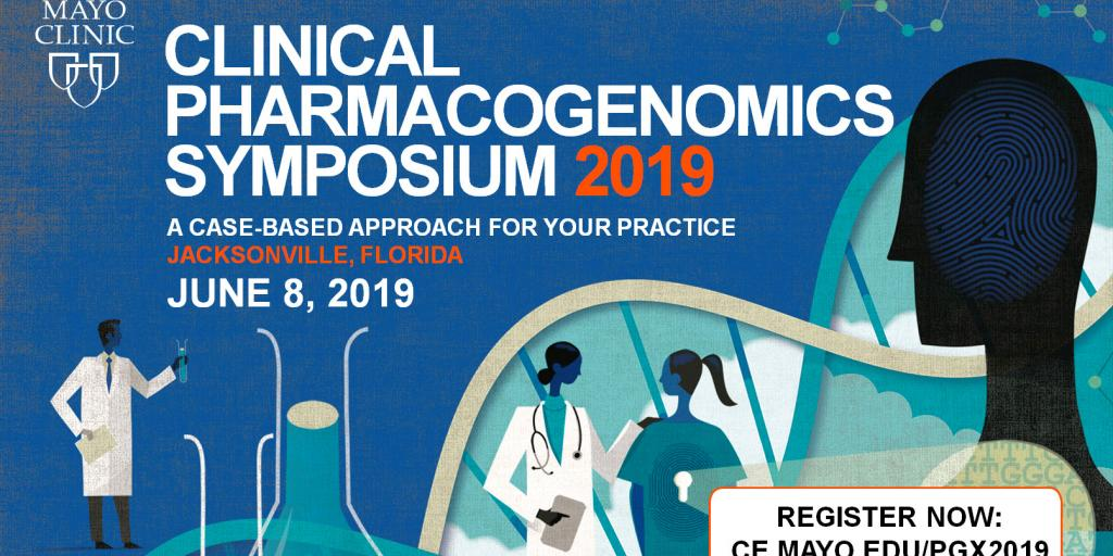 Clinical Pharmacogenomics Symposium 2019 poster