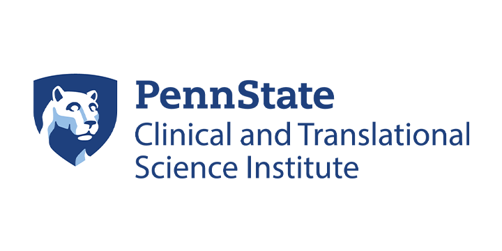 The logo of Penn State CTSI