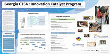 Georgia CTSA: Innovation Catalyst Program