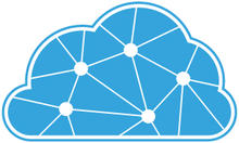 Logo for the CLOUD data repository - Curated Library about Opioid Use for Decision-makers.