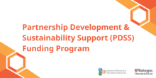 WU ICTS Partnership Development and Sustainability Support (PDSS) Funding Program