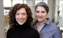 Jessica Mozersky, PhD and Sarah Hartz, MD, PhD