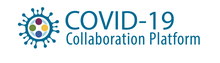 Logo for the COVID-19 Collaboration Platform