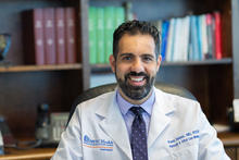 Dr. Rami Zebian, chief medical officer of the MUSC Health Florence and Marion Medical Centers