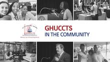 GHUCCTS in the Community