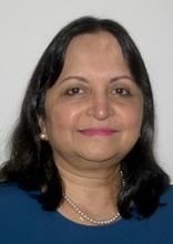 Head shot of Dr. Amala Soumyanath.