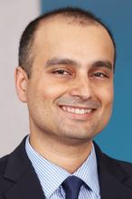 headshot of Dr. Bajaj