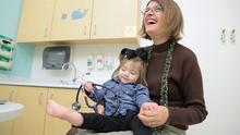 Dr. Kelly Knupp treats children with epilepsy and Dravet syndrome
