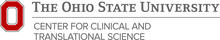 Ohio State Univesity Center for Clinical & Translational Science Logo