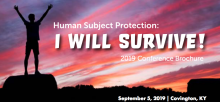 Human Subject Protection Conference